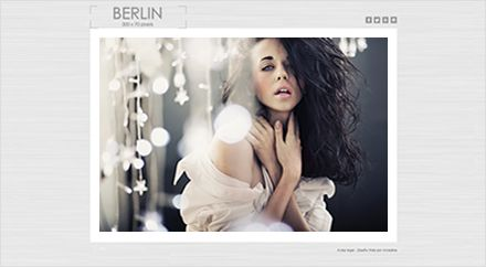 Web para Fotógrafo Berlin