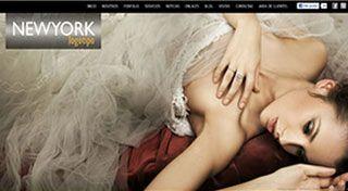 Web para Fotógrafo New York